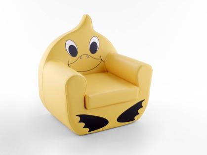 Assises en mousse