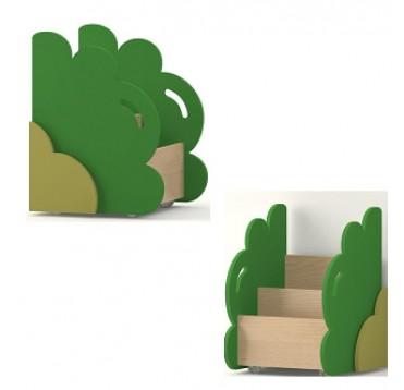 bac livres simple meubles rangement. Black Bedroom Furniture Sets. Home Design Ideas
