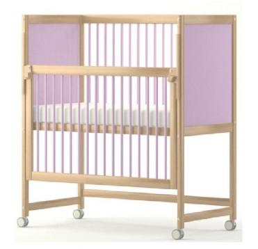 Lit sur lev barri re coulissante avec roulettes lits - Lit bebe barriere coulissante ...