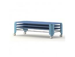 Cadre de transport pour couchette plastique