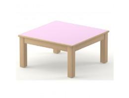 Table carrée 80 x 80cm